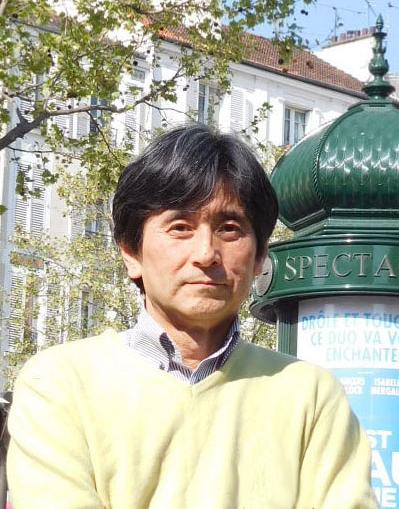 Yasushi Ikeda 略歴