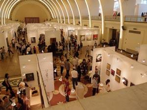 上海レポート アジアギャラリー芸術博覧会 「中日韓ギャラリー逸品展」 に出展