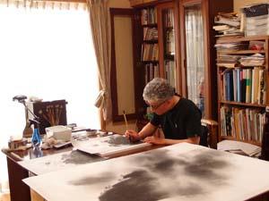 Artist Interview アーティスト・インタビュー(2012年7月)