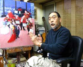 田中 善明 先生