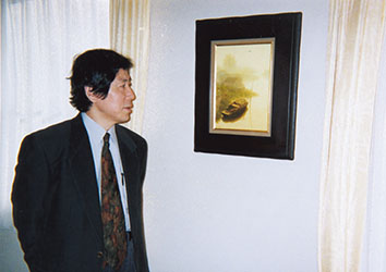鎌田 和夫 さん