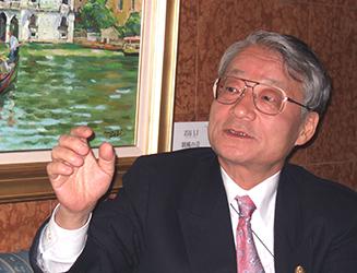 JBC理事長・弁護士 河合 弘之 さん