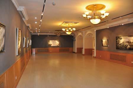 展覧会レポート「江 屹 現代水墨作品展」 於:大連芸術展覧館