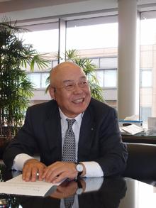 株式会社电算 代表取缔役社长 轟一太先生