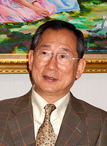 MATSUMI建筑设计株式会社会长 松井修三先生