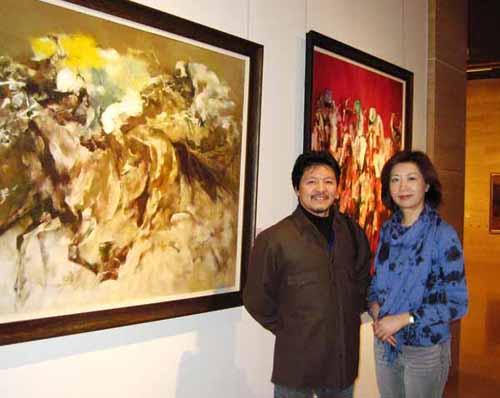 展覧会レポート「~伝承と修行~ 中央美術学院 第一期油絵研修班作品展」