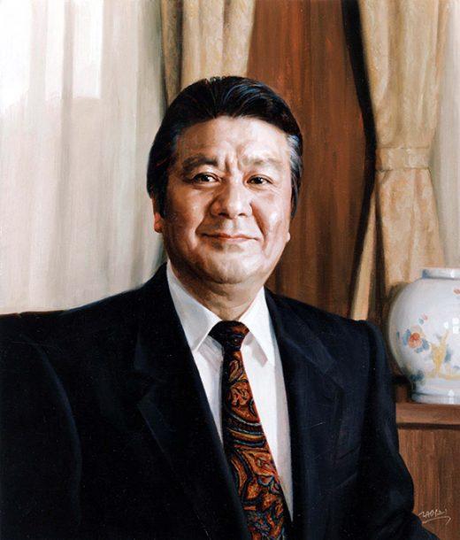 肖像画家・東強先生 オーダー制作のご案内